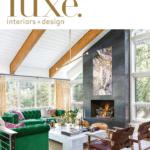 Lampe Georges Pelletier dans Luxe Magazine November 2016 Colorado