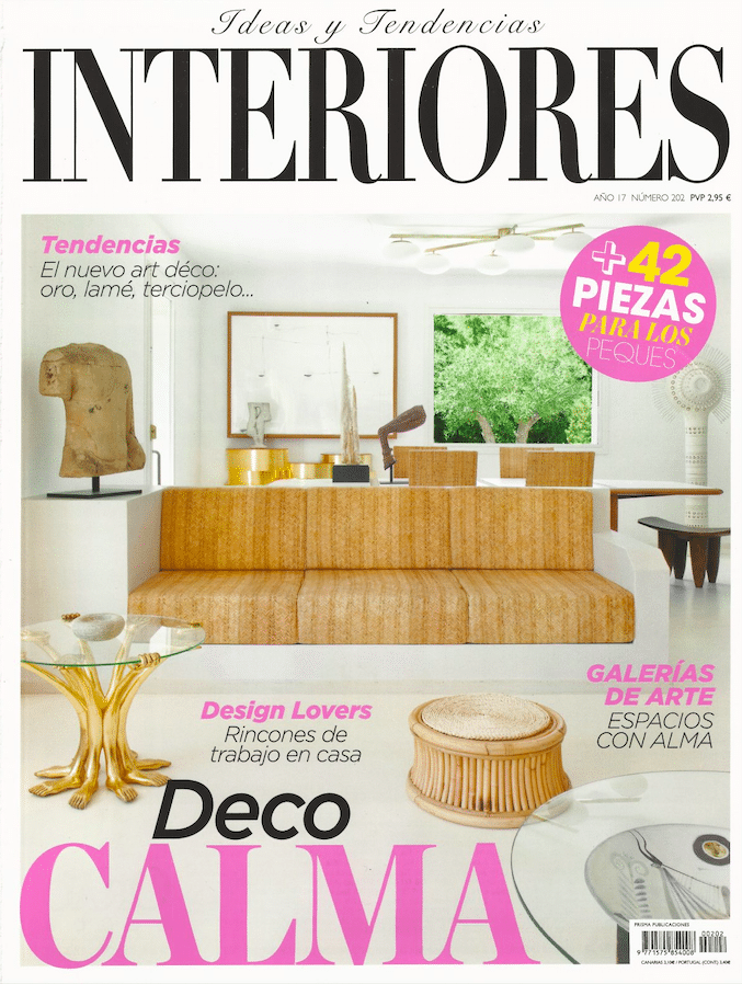 Magazine Interiores - septembre 17