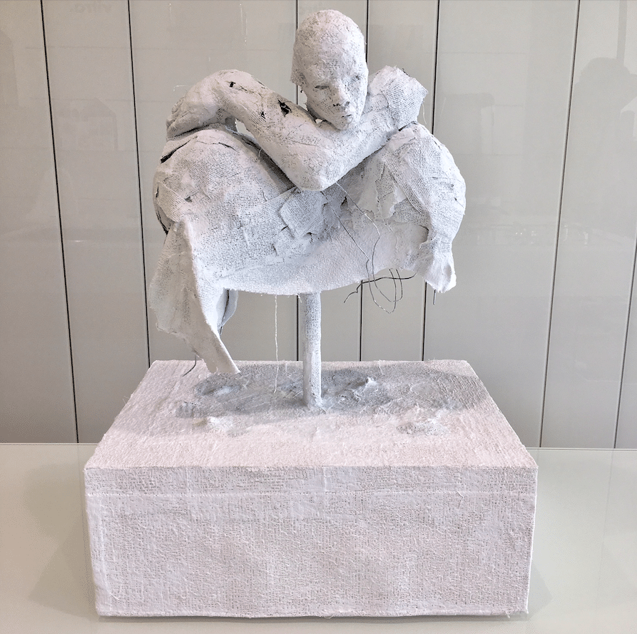 Sculpture Ariel Barsamian Main character