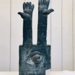 Les mains By Ariel Barsamian en bronze