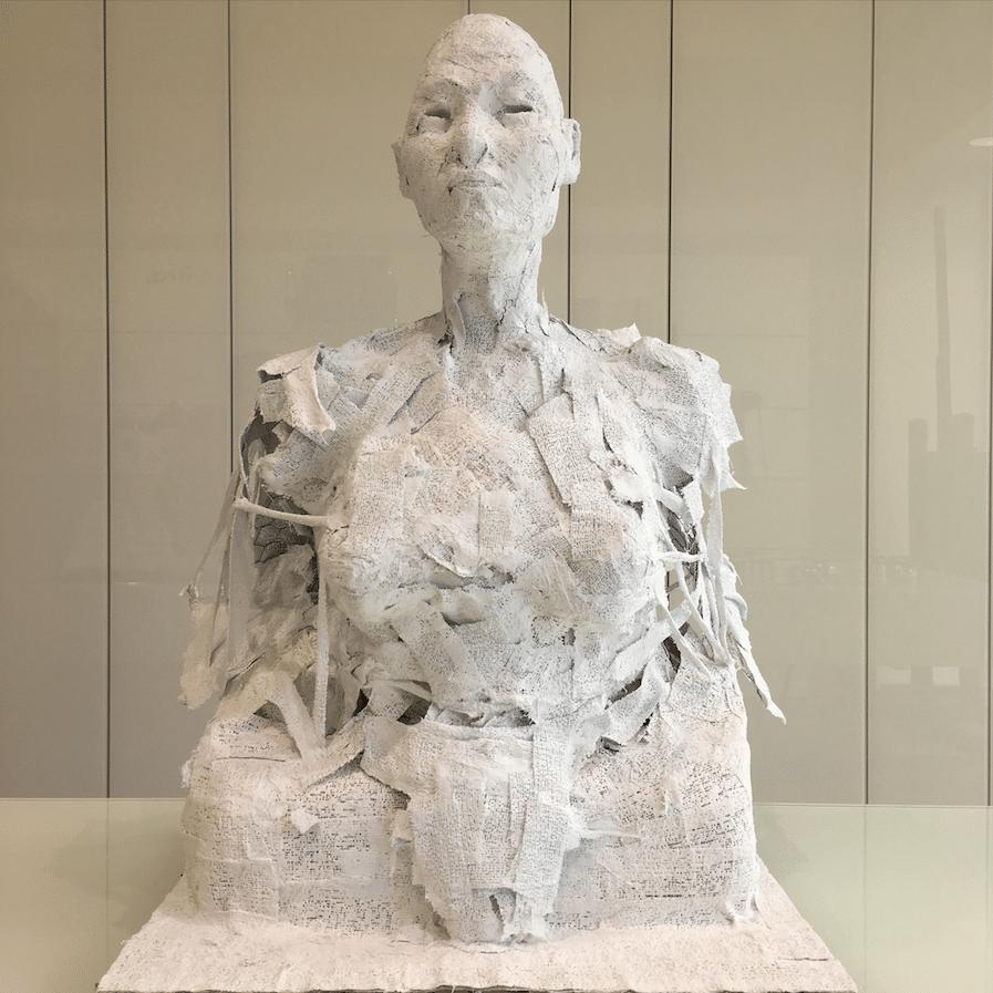 Sculpture Ariel Barsamian 1