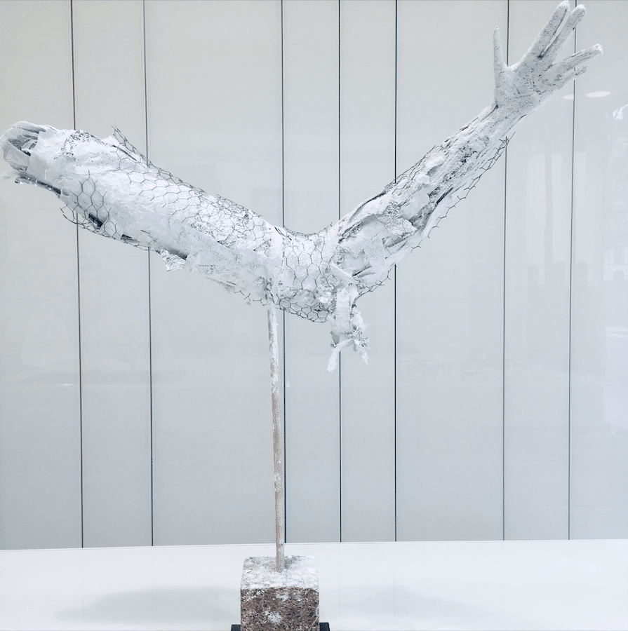 Sculpture de Ariel Barsamian