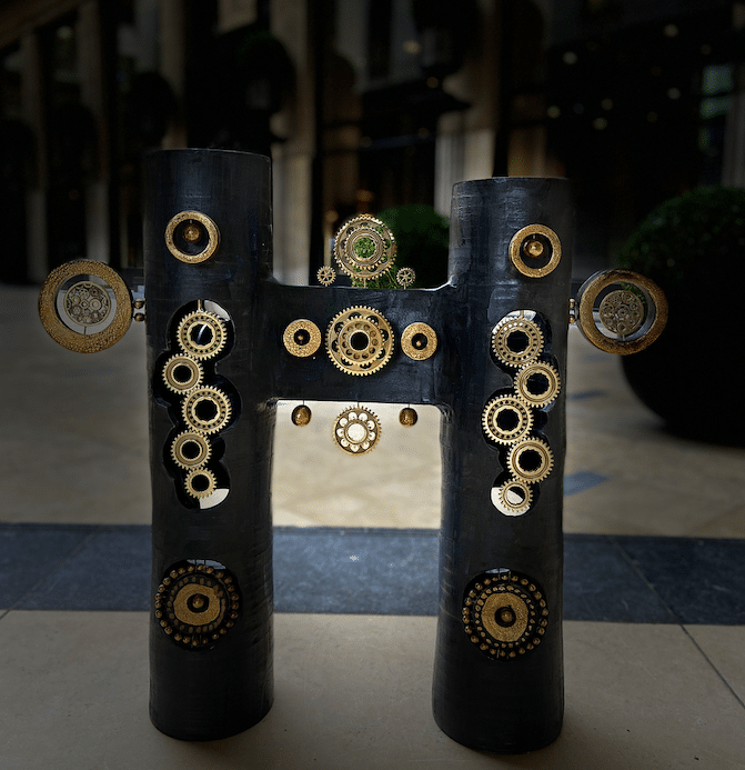 Double colonne Pelletier Tournaire Paris