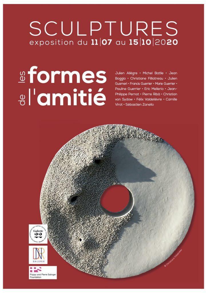 Exposition de Julien Allegre à la Fondation Poppy et Pierre Salinger 2020