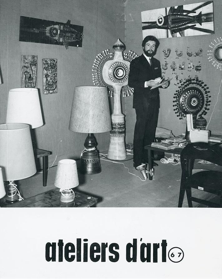 Exposition des Atelier d'art de 1967