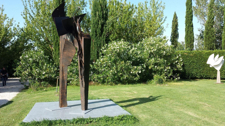 Gate exposition chez Poppy Salinger 360 : 120: 150 - 2016