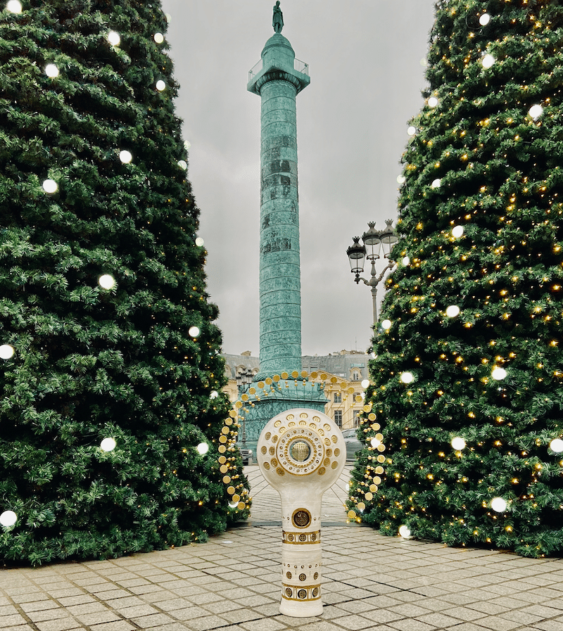 Luminaire Pelletier - Tournaire place Vendôme