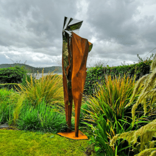 Sculpture by Julien Allegre