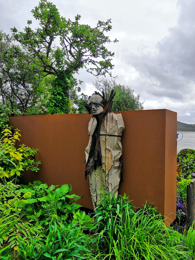 Sculpture monumentale by Julien Allegre