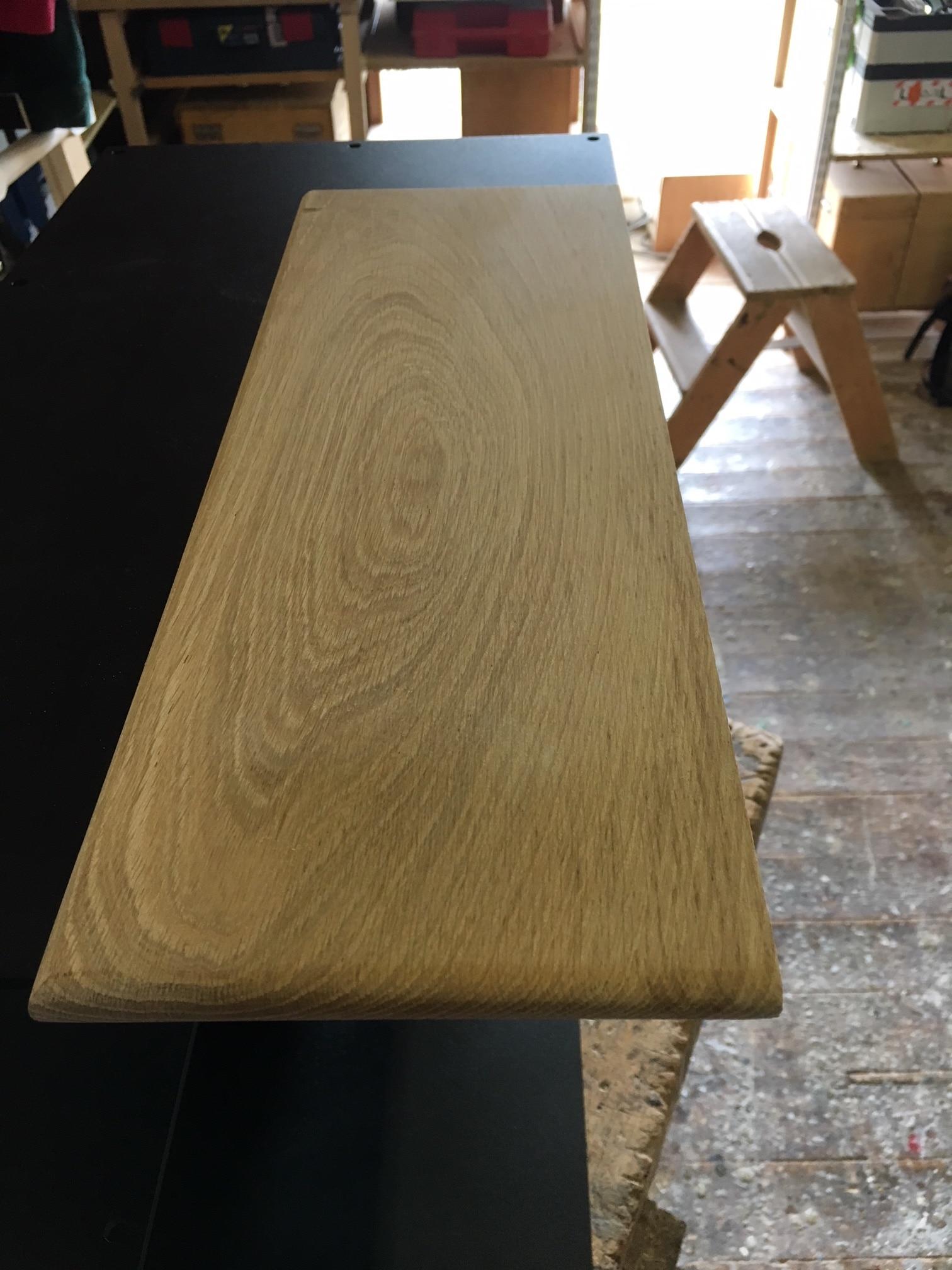 Fabriquer Un Bar En Bois fabrication d'un plateau en chêne massif : 4 étapes simples