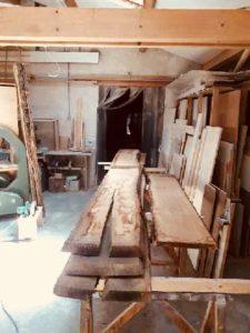 Fabrication bois massif