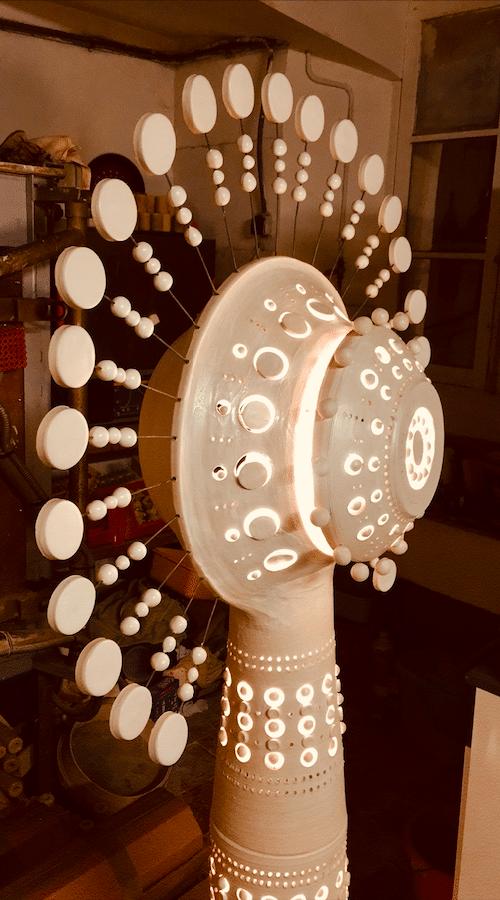 Haut - Grand Soleil de Georges Pelletier