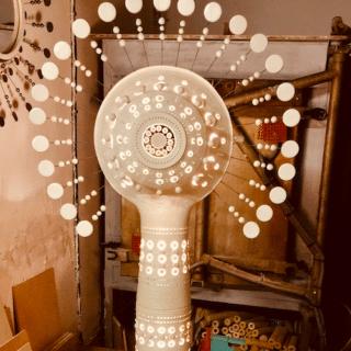 Luminaire - Grand Soleil de Georges Pelletier