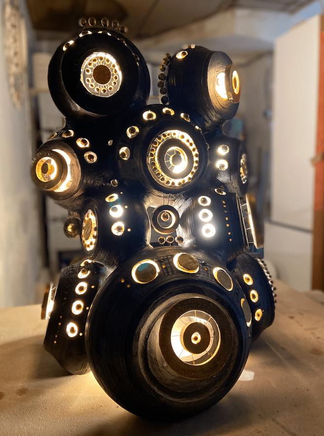 Sculpture de Georges Pelletier