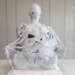 Sculpture Ariel Barsamian Buste
