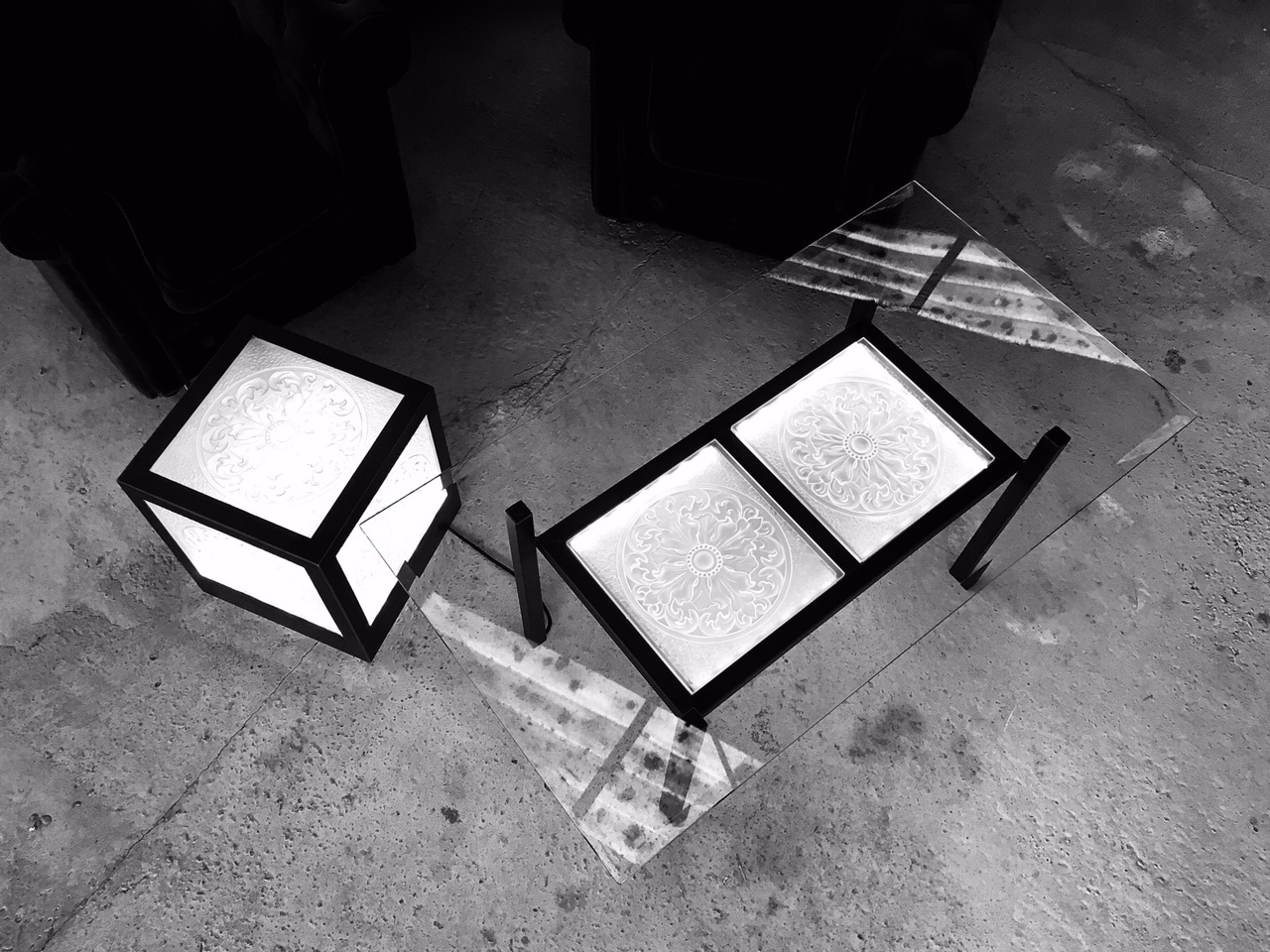 mobilier-cristal-et-acier-manhattan