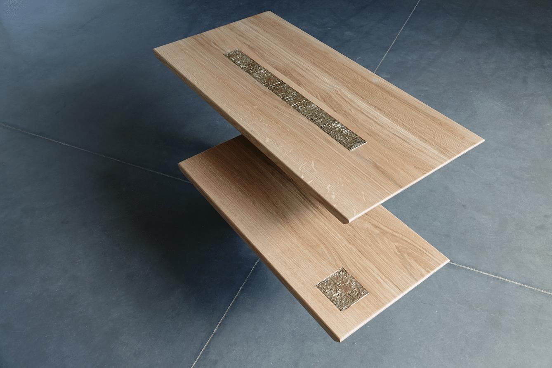 Table Basse Haute Couture By Antoine Jourdan et Maison Tournaire Paris
