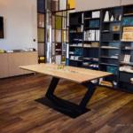 Table de salle à manger Lévitation by Tournaire Paris et Antoine Jourdan