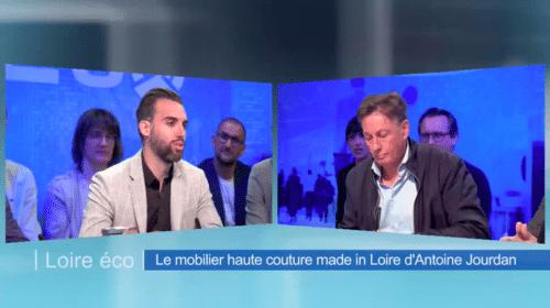 Antoine Jourdan Plateau TV sur TL7 Loire Eco