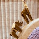 Fauteuil Haute Couture - sculpture bronze de la Maison Tournaire Paris Place Vendôme