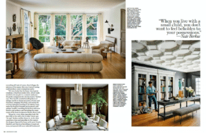 Suspensions Georges Pelletier Architectural Digest USA - January 2018