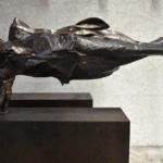 Equilibre illusoire Julien Allegre Tirage Bronze 12 exemplaires