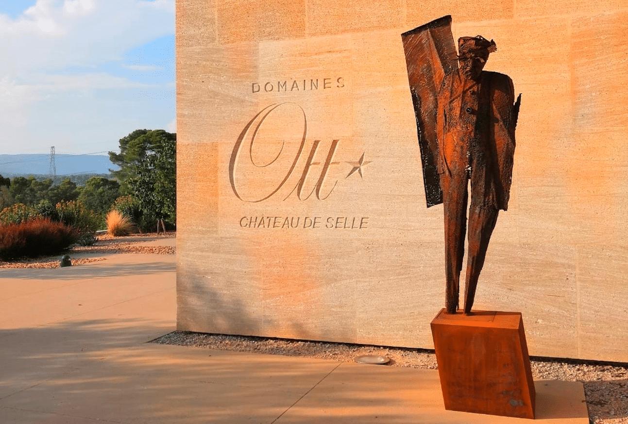 Sculpture acier Julien Allegre