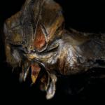 Sculpture en bronze de Julien Allegre - Equilibre illusoire