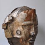 Sculpture bronze de Julien Allegre - Zakir 7.8
