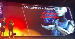 Antoine Jourdan Victoire du design 2019