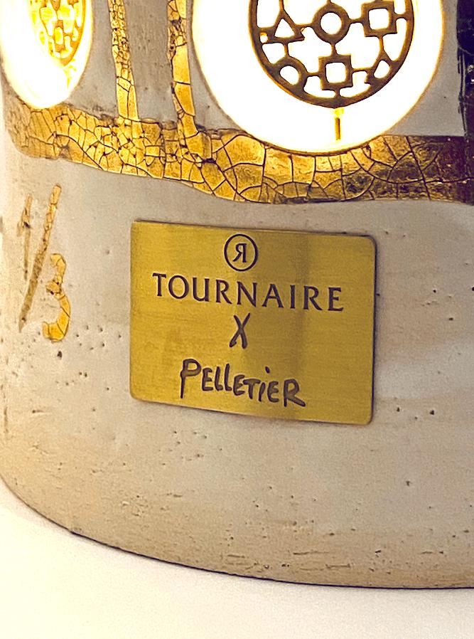 Collaboration Georges Pelletier et Tournaire Paris