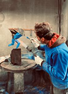 Artiste sculpteur - Julien Allegre