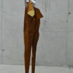 Faille Lumineuse sculpture de Julien Allegre