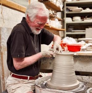 Georges Pelletier artiste céramiste