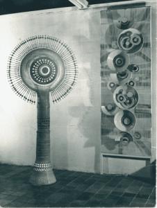 Grand Soleil et Sculpture Georges Pelletier