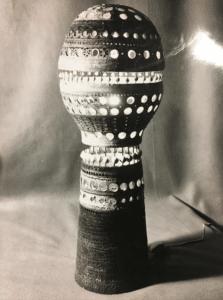 Lampe Goerges Pelletier années 60