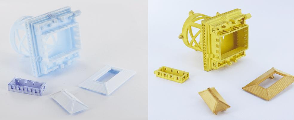 Maison Tournaire Paris Impression cire perdue 3D