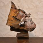 Tête EDEN: Sculpture de Julien Allegre