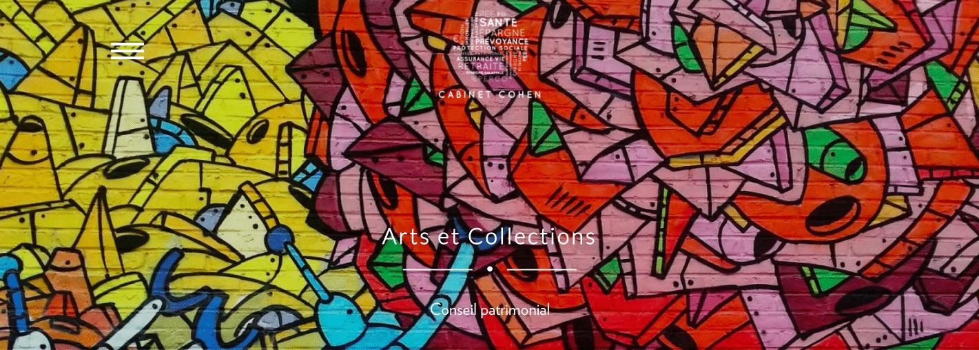 Cabinet Cohen - conseil en assurance d'objets d'art