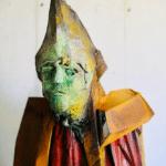 Sculpture monumentale de Julien Allegre - Transmutation