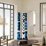 intérieur décoré par Suduca & Merillou Magazine AD Septembre 2020