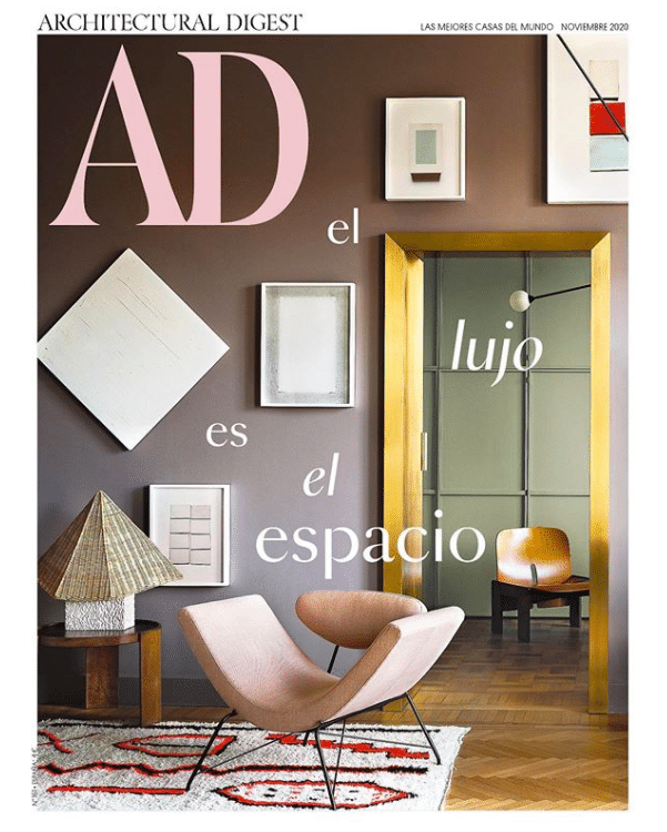 Couverture AD Spain November 2020