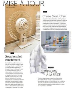 Magazine Pure Maison Article sur Georges Pelletier Juillet 2021