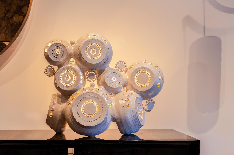 Création de Georges Pelletier à NYC au Studio Van Den Akker