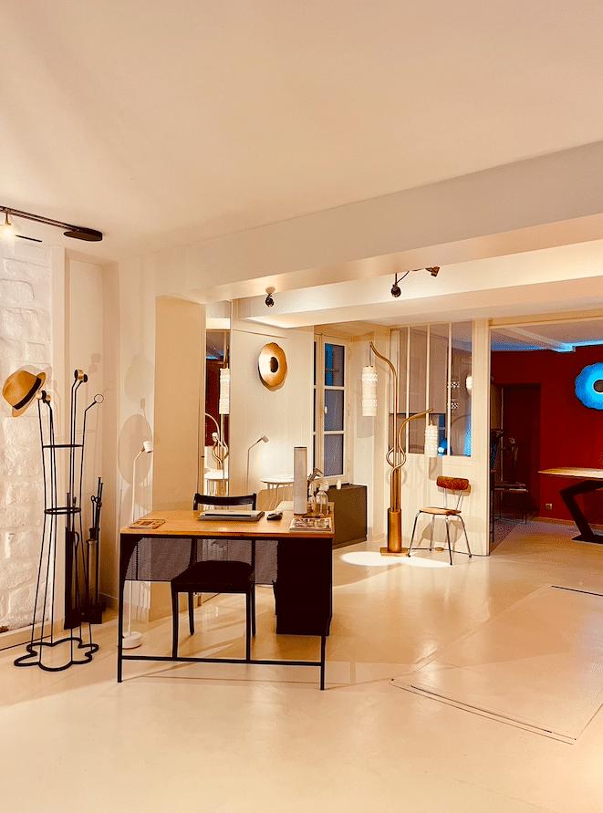 Showroom de Montmartre - Antoine Jourdan - Dominique Réol